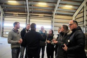 Solrød Biogas besøg3