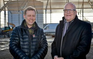 Ny direktør for Solrød Biogas
