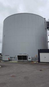 Rådnetank Solrød Biogas