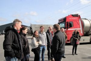 Solrød Biogas besøg