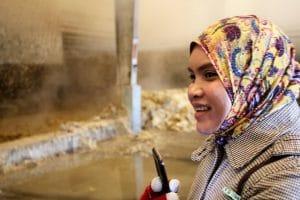 Solrød Biogas - besøg fra Malaysia
