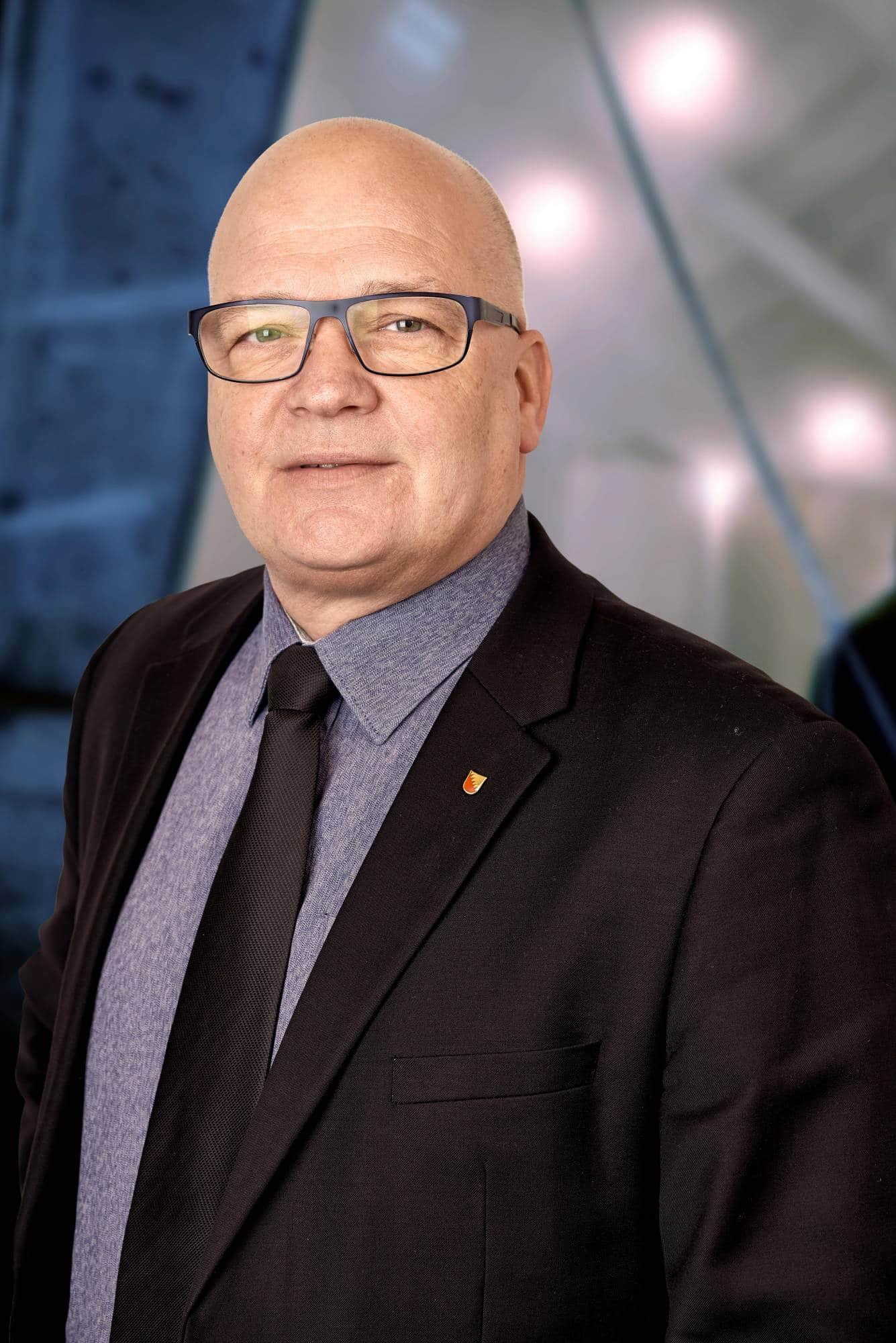 Niels Hörup, Borgmester Solrød kommune, Solrød Biogas