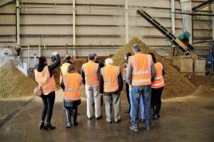 Mexicanere besøgte biogasanlæg