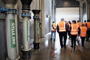 Mexicanere besøgte biogasanlæg3