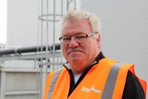 Direktør Kaj Holm Rasmussen Solrød Biogas